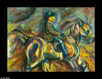the event 1996 pastel by champlin